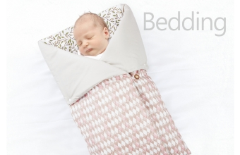 4-in-1 Swaddle Pouch & Blanket