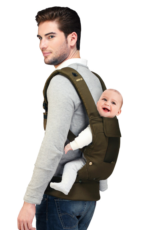 naforye baby So-Flexible Baby carrier